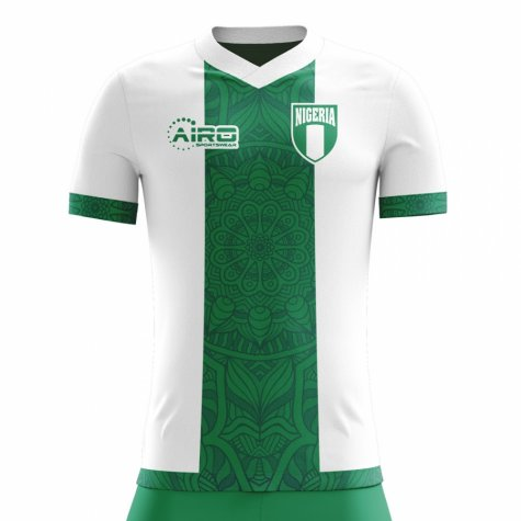 2018-2019 Nigeria Away Concept Football Shirt (Kids)  NIGERIAAKIDS ... e37681147