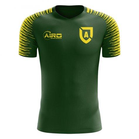 2020-2021 Australia Third Concept Football Shirt