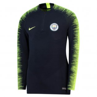 ecde5b99 2018-2019 Man City Nike Strike Vaporknit Drill Top (Obsidian)