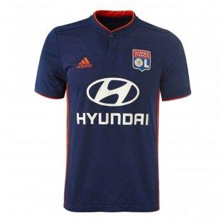 2018-2019 Olympique Lyon Adidas Away Football Shirt (Kids)