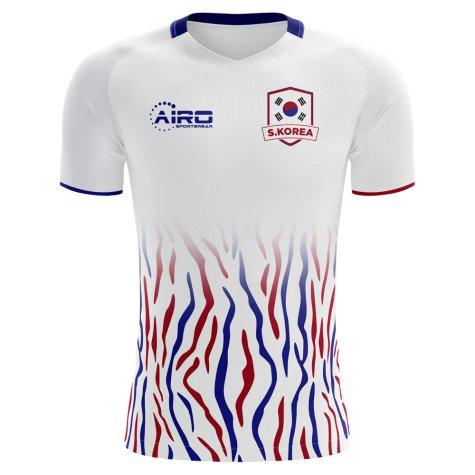 cdfff056273 2018-2019 South Korea Away Concept Football Shirt [SOUTHKOREAA ...