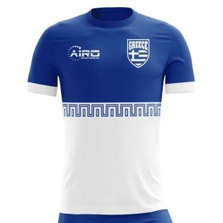 2018-2019 Greece Away Concept Football Shirt (Kids)