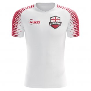 2020-2021 Georgia Home Concept Football Shirt (Kids)