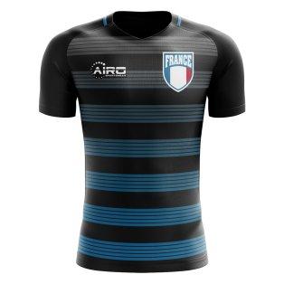 2018-2019 France Third Concept Football Shirt - Womens