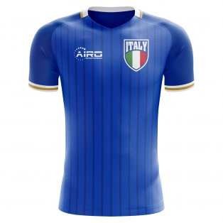 2018-2019 Italy Home Concept Football Shirt - Womens