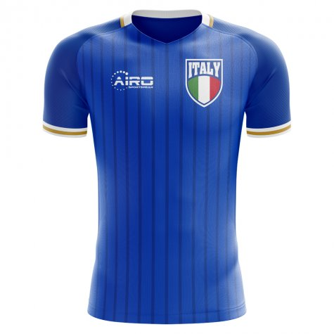 2020-2021 Italy Home Concept Football Shirt (Kids)