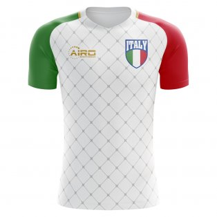 2018-2019 Italy Away Concept Football Shirt