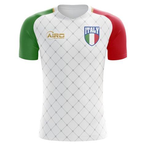 2018-2019 Italy Away Concept Football Shirt (Kids)