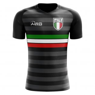 2018-2019 Italy Third Concept Football Shirt