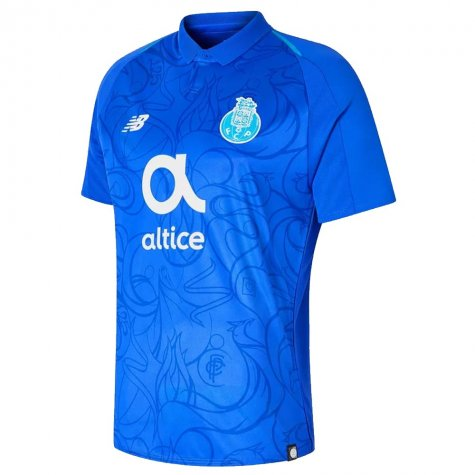 2018-2019 FC Porto Third Football Shirt (Kids)