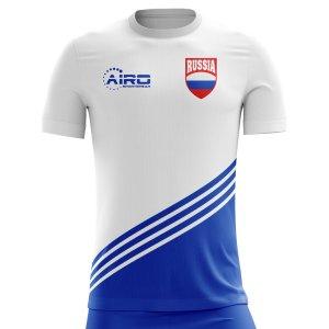 2018-2019 Russia Away Concept Football Shirt (Kids)
