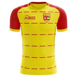 2018-2019 Togo Home Concept Football Shirt