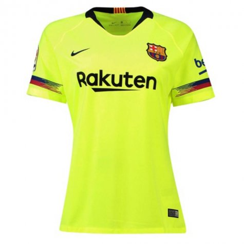 2018-2019 Barcelona Away Nike Ladies Shirt