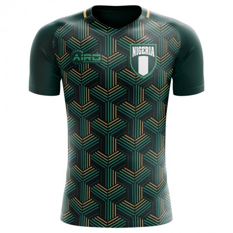 2020-2021 Nigeria Third Concept Football Shirt (Kids)