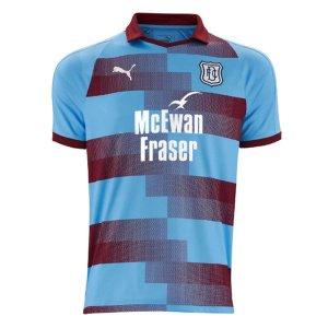 2018-2019 Dundee Puma Away Football Shirt