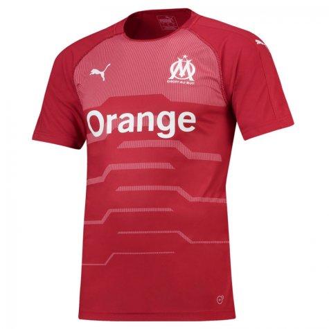 e4bb469bf0f 2018-2019 Olympique Marseille Puma Home Goalkeeper Shirt  75355204 ...