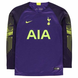 2018-2019 Tottenham Home Nike Goalkeeper Shirt (Purple) - Kids