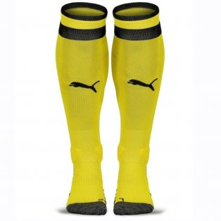 2018-2019 AC Milan Home Goalkeeper Socks (Yellow) - Kids