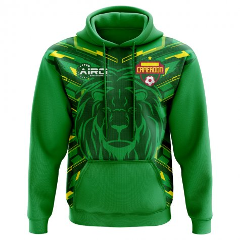 2020-2021 Cameroon Home Concept Hoody (Kids)