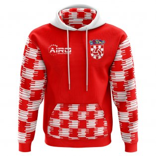 2020-2021 Croatia Home Concept Hoody (Kids)