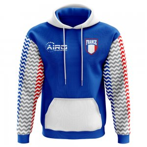 2018-2019 France Home Concept Hoody (Kids)