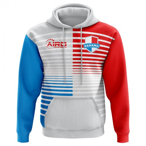 2018-2019 Panama Home Concept Football Hoody