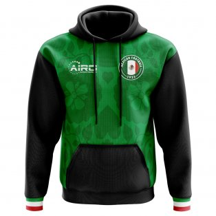 2020-2021 Mexico Home Concept Football Hoody (Kids)