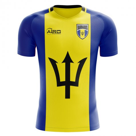 2020-2021 Barbados Home Concept Football Shirt - Womens