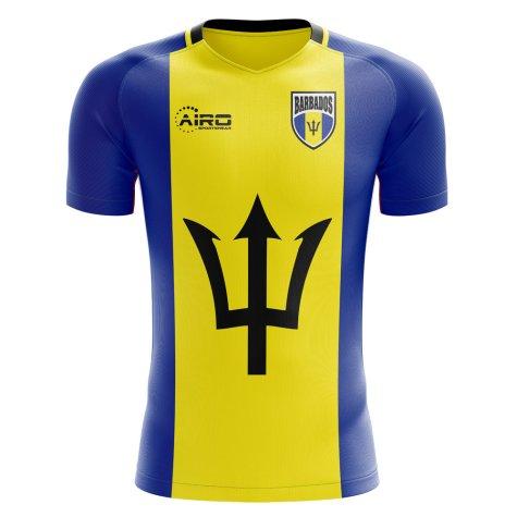 2018-2019 Barbados Home Concept Football Shirt (Kids)