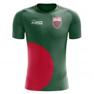 2018-2019 Bangladesh Home Concept Football Shirt - Womens