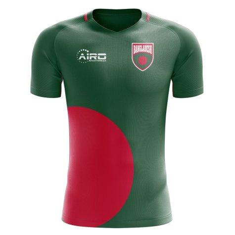 2020-2021 Bangladesh Home Concept Football Shirt (Kids)