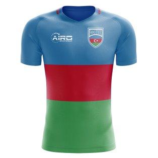 2018-2019 Azerbaijan Home Concept Football Shirt (Kids)