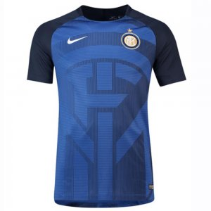 2018-2019 Inter Milan Nike Dry Pre-Match Training Shirt (Blue) - Kids