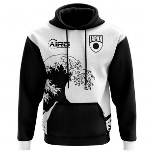 2020-2021 Japan Away Concept Football Hoody