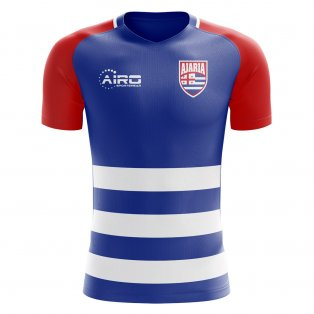 2020-2021 Ajaria Home Concept Football Shirt - Little Boys