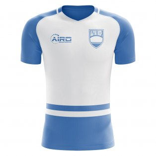 2018-2019 Altai Republic Home Concept Football Shirt