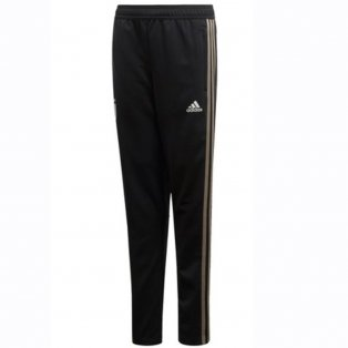 2018-2019 Juventus Adidas Training Pants (Black) - Kids