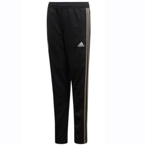 2018-2019 Juventus Adidas Training Pants (Black) - Kids