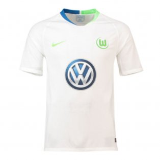2018-2019 VFL Wolfsburg Away Nike Shirt (Kids)