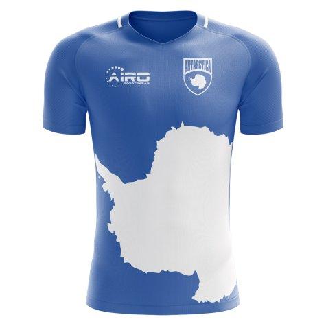 2018-2019 Antarctica Home Concept Football Shirt - Kids