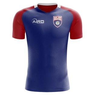 2018-2019 Belize Home Concept Football Shirt