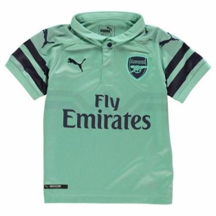 2018-2019 Arsenal Puma Third Football Shirt (Kids)