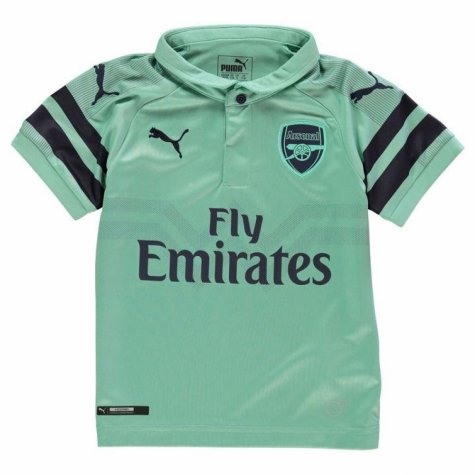 32a3d1d2f98 2018-2019 Arsenal Puma Third Football Shirt (Kids)  75321902 ...