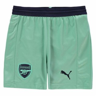 2018-2019 Arsenal Third Football Shorts (Kids)