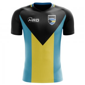 2020-2021 Bahamas Home Concept Football Shirt