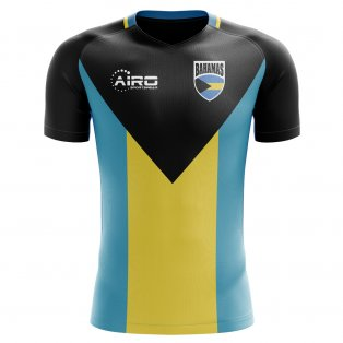 2018-2019 Bahamas Home Concept Football Shirt - Womens