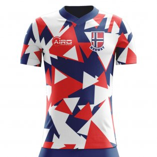 2018-2019 Norway Away Concept Football Shirt