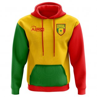 2018-2019 Senegal Third Concept Football Hoody (Kids)