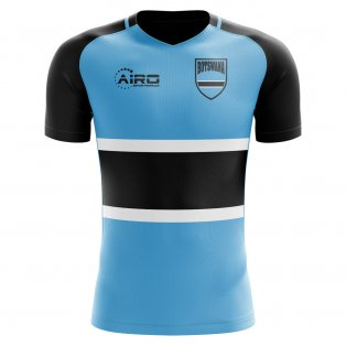 2018-2019 Botswana Home Concept Football Shirt - Womens