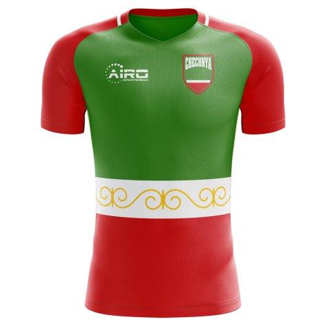 e8b1f8edd 2018-2019 Chechnya Home Concept Football Shirt  CHECHNYAH ...